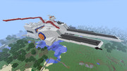 【Minecraft】ネェル・アーガマ(自宅)途中経過【その4】