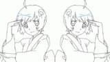 【GIFアニメ】白金ディスコ
