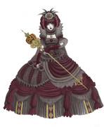オリキャラ(女王様)