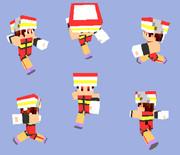 【Minecraft】バッファロー:格闘家【トリックスター】