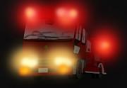 レンジャー消防車