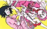 切り絵でアイドルマスター 4【面妖な】
