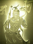 東大寺金剛力士像(改造版)