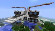 【Minecraft】ネェル・アーガマ作ってみた【完成その3】
