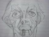 ケイネス先生の顔芸描いてみた