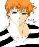 【実況者様】Black Cat【マウスで描いてみた】