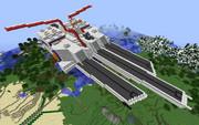 【Minecraft】ネェル・アーガマ作ってみた【完成その4】