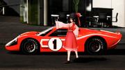 東方賽車隊・06 -フォード・GT40Mk4 1967×博麗霊夢