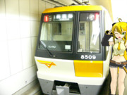 大阪の地下鉄8 今里筋線