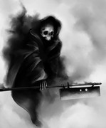 雲影の死神