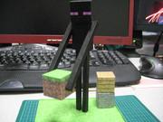 【Minecraft×ペパクラ】エンダー先輩も作ってたの