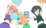 武装神姫×Angel_Beats!