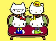 キティ ~ホワイト一家~