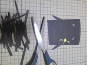 【切り絵】イケモメンをリアルにシュレッダーにかけてみた