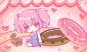 カルタちゃんとドーナツ!