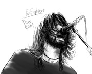 Dave Grohl デイヴ・グロール