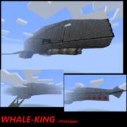 【建造中】超弩級多目的輸送艦ホエールキング【近日就航】