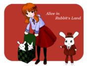 うさぎの国のアリス