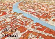 Venezia in minecraft