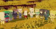 【Minecraft】littleMaidMobで擬人化クラフト