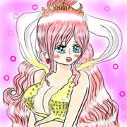 ワンピース しらほし姫