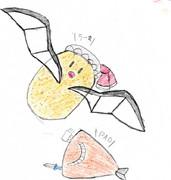コロッケレミリア&アジフライ咲夜