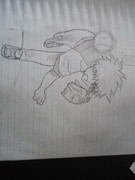 本田 吾郎を描いてみた