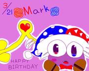 マルク おめでとう!!