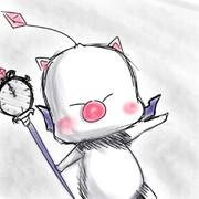 【落描き】モーグリ