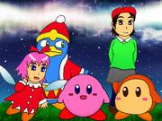 星のカービィ64のメンバー