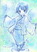 【ラフ】うた☆プリ「聖川真斗(5歳)」