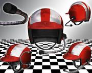 【MMD】電人ザボーガー ヘルメット【配布】