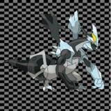 【ポケモンBW2】ブラックキュレム描いてみた【発売発表!!】