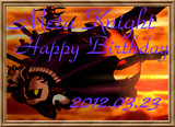 Meta Knight Happy Birthday!