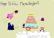 メタナイト誕生日おめでとう!