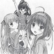 小鳥遊三姉妹