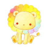 虹色ライオン【オリキャラ】