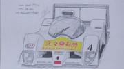 東方レーシング2012 ローラ・ジャッドT92/10 (ローラ981) '92 「天狗チーム」