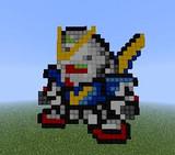 【Minecraft】 V2ガンダム
