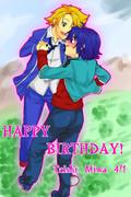 【腐】三和くんお誕生日おめでとう