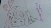 もうすぐで小6になる小5がけいおん!の平沢唯ちゃん描いてみた!