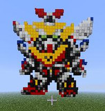 【Minecraft】 ファイヤージェイデッカー