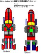 超銀河戦闘母艦メテオリオン