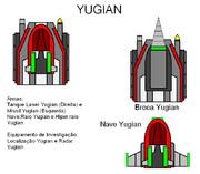 超銀河戦車ユウギアン