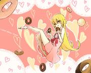 ドーナツ食べたいなー、