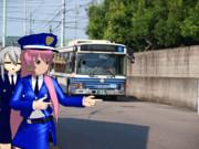 いすゞ・エルガPJ-LV234N1(名古屋市交通局)