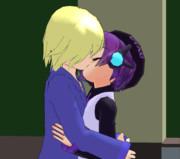 ついにファーストキス