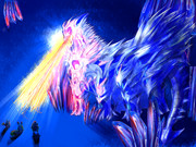 時空の覇者ディアルガ  時の咆哮