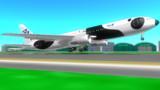 パンダ旅客機