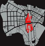 新宿地区完全再現計画 整地MAP完成